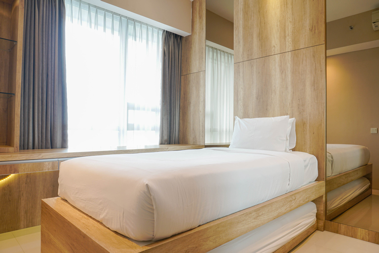 Beautiful and Luxury 2BR Apartment at St. Moritz By Travelio, West Jakarta