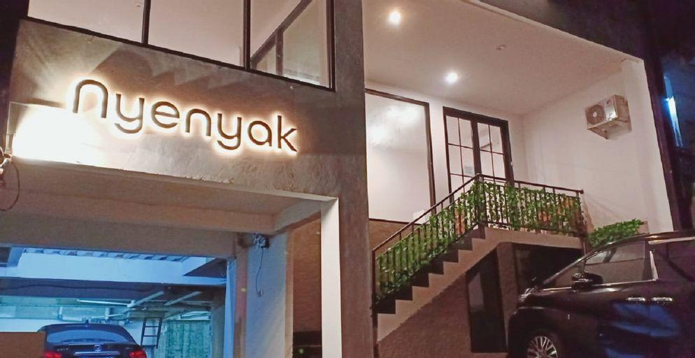 NYENYAK MRT Lebak Bulus | Simatupang, South Jakarta