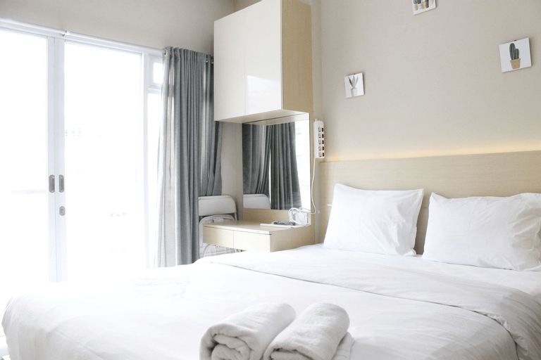 Homey Studio Gateway Pasteur Apartment near Exit Toll By Travelio, Bandung