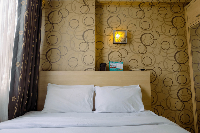 Comfy City View 1BR Apartment Menteng Square By Travelio, Central Jakarta