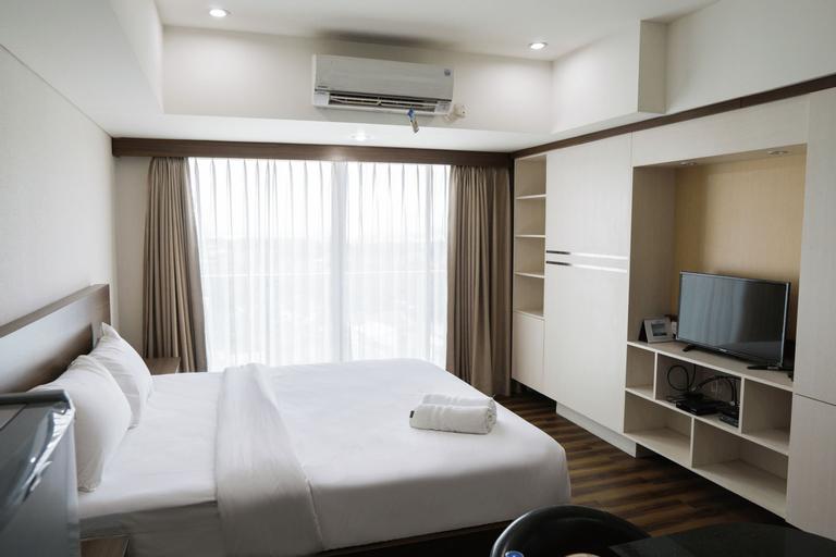 City View Studio Apartment at Tamansari La Grande By Travelio, Bandung