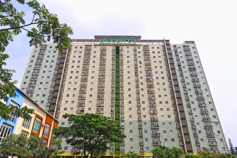 Apartemen The Suites Metro by Edy Property, Bandung