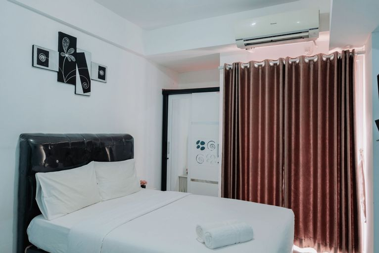 New Furnished and Homey Studio Poris 88 Apartment By Travelio, Tangerang