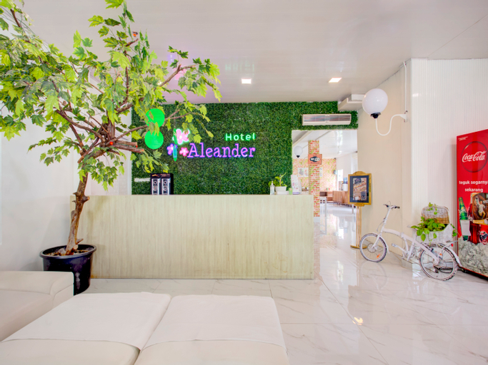Capital O 4002 Aleander Hotel, Central Jakarta