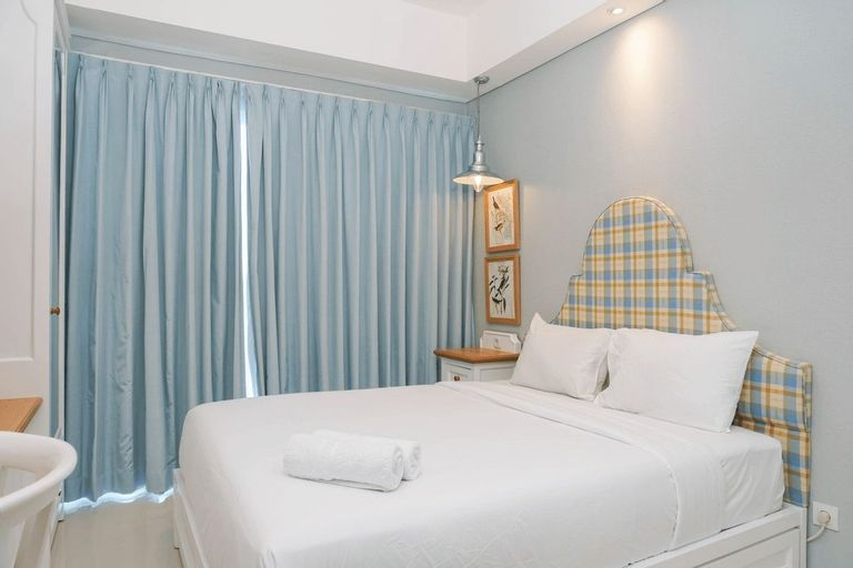 Cozy Studio at Puri Mansion Apartment By Travelio, Jakarta Barat