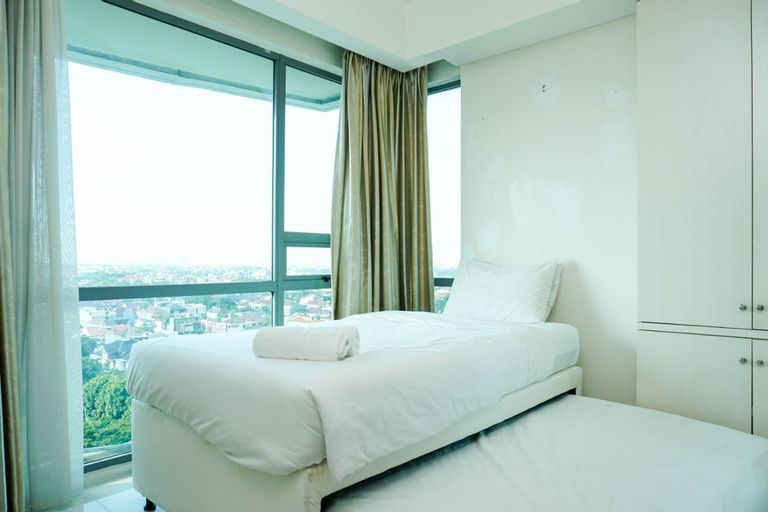 Good Location and Cozy 2BR St. Moritz Apartment By Travelio, Jakarta Barat