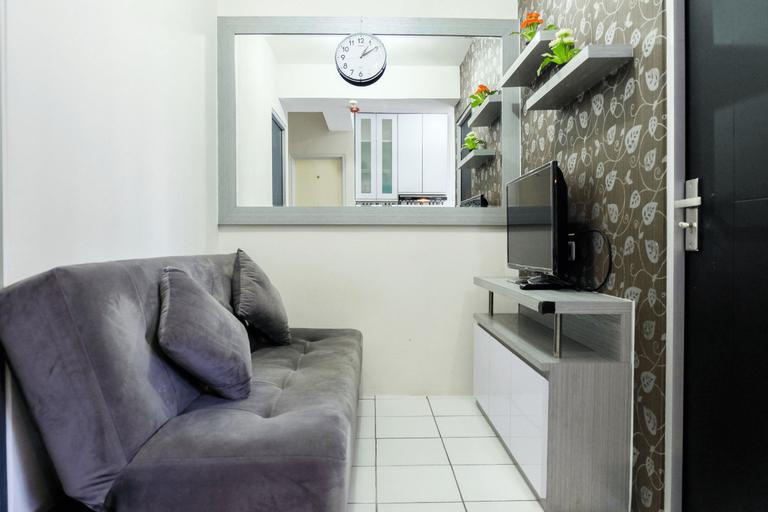 Minimalist 2BR Pancoran Riverside Apartment By Travelio, South Jakarta