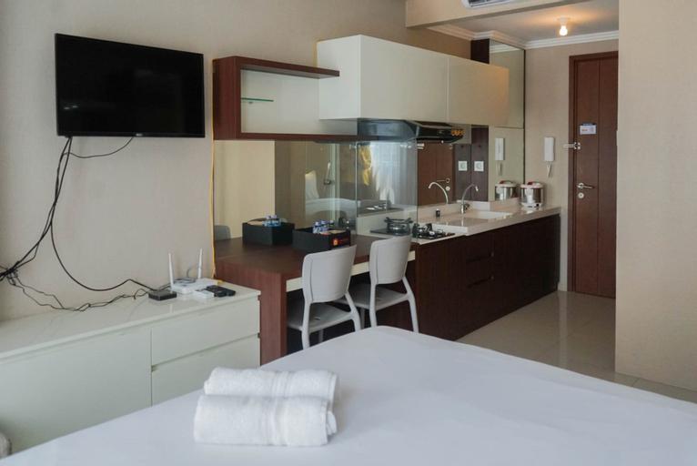 Best Price Studio Apartment at Signature Park Grande By Travelio, East Jakarta