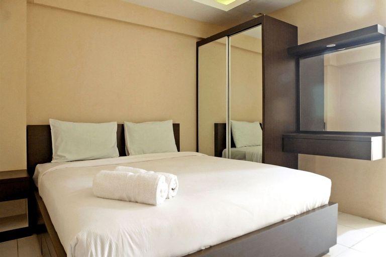 Best Deal Studio at Kebagusan City Apartment By Travelio, Jakarta Selatan