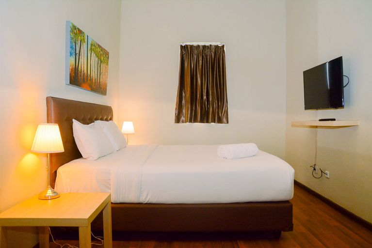 3BR Business Residence at Grand Palace Kemayoran By Travelio, Central Jakarta