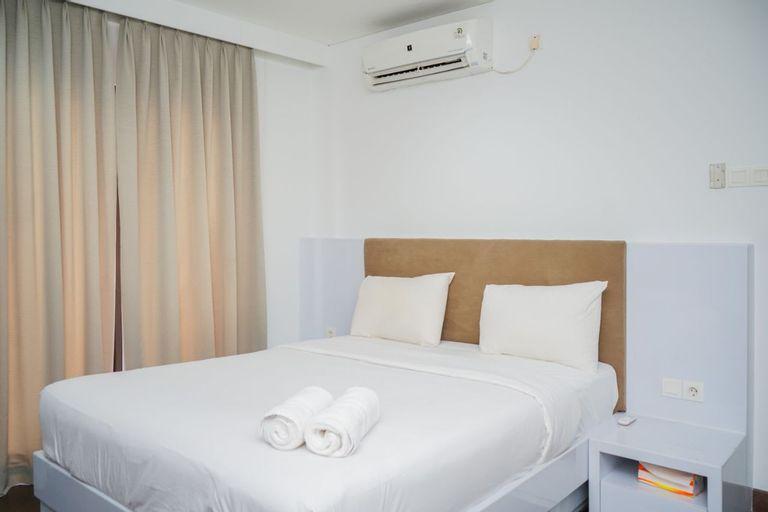 Homey and Modern Tamansari Semanggi 2BR Apartment By Travelio, South Jakarta