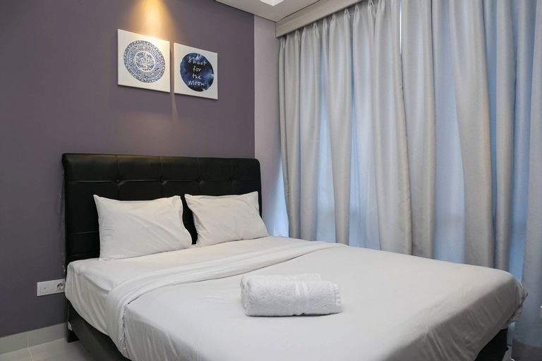 Good Location and High Floor 1BR at Puri Mansion Apartment By Travelio, Jakarta Barat