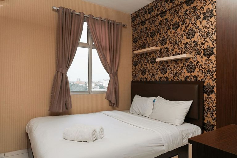 Cozy 2BR at Pancoran Riverside Apartment By Travelio, South Jakarta