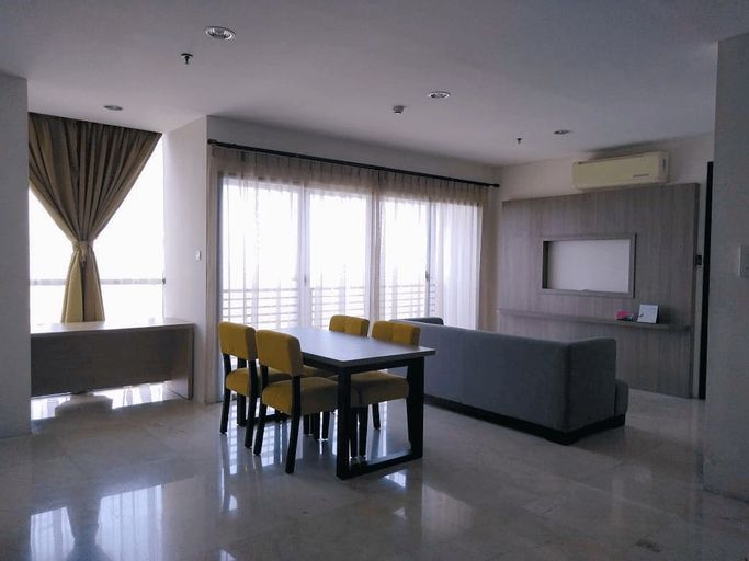 Apartment GP Plaza, Central Jakarta