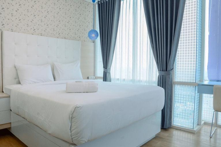 Best Location 1BR Apartment at Atlanta Residences By Travelio, Depok