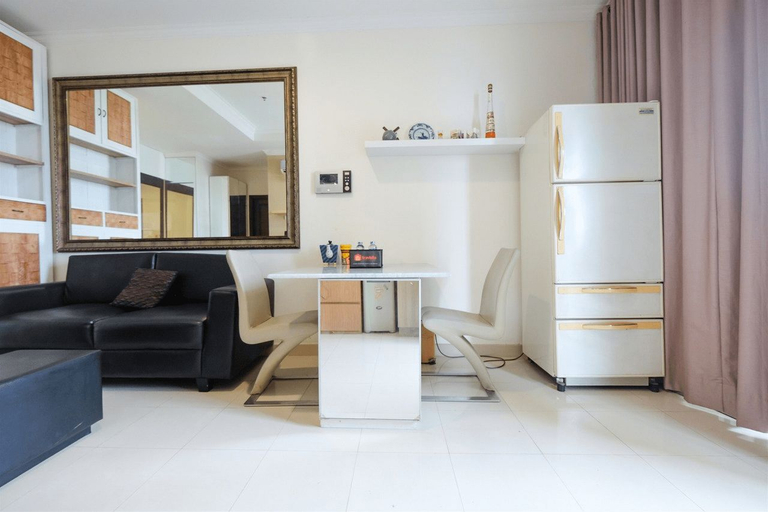 Spacious 2BR Bellezza Apartment By Travelio, Jakarta Selatan