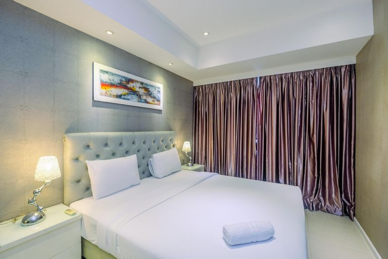 Spacious with City View 2BR Apartment at Casa Grande Residence By Travelio, Jakarta Selatan