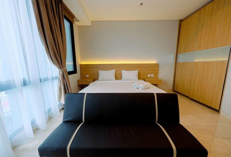 Spacious Studio Room at Capitol Suites Apartment By Travelio, Jakarta Pusat