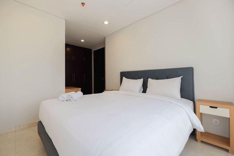 Spacious 2BR @ The Empyreal Condominium Epicentrum Apartment By Travelio, South Jakarta