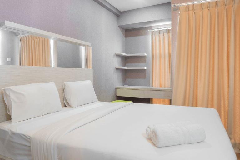 Comfy and Cozy Studio Akasa Pure Living Apartment By Travelio, Tangerang Selatan