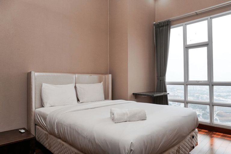 Fabulous 2BR Lucky Tower Apartment By Travelio, Jakarta Barat