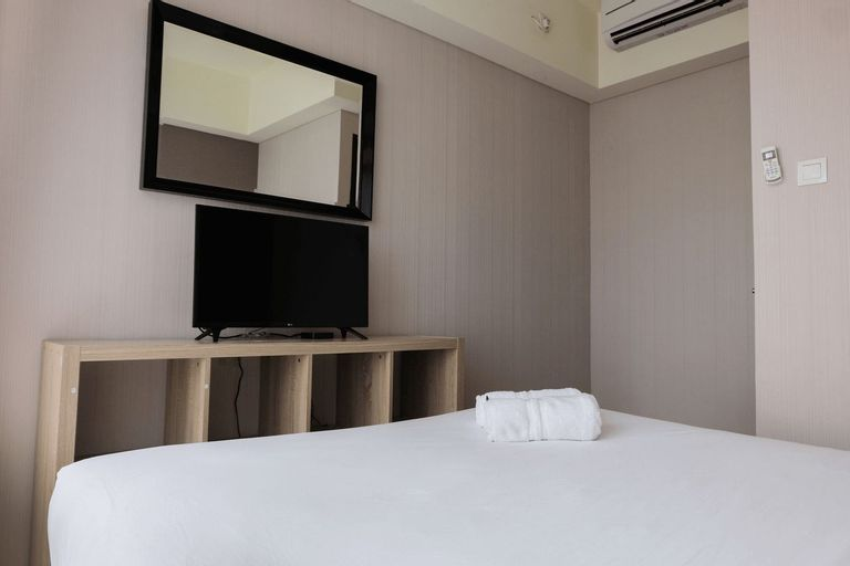 Elegant 1BR Apartment at The Accent Condominium By Travelio, Tangerang Selatan