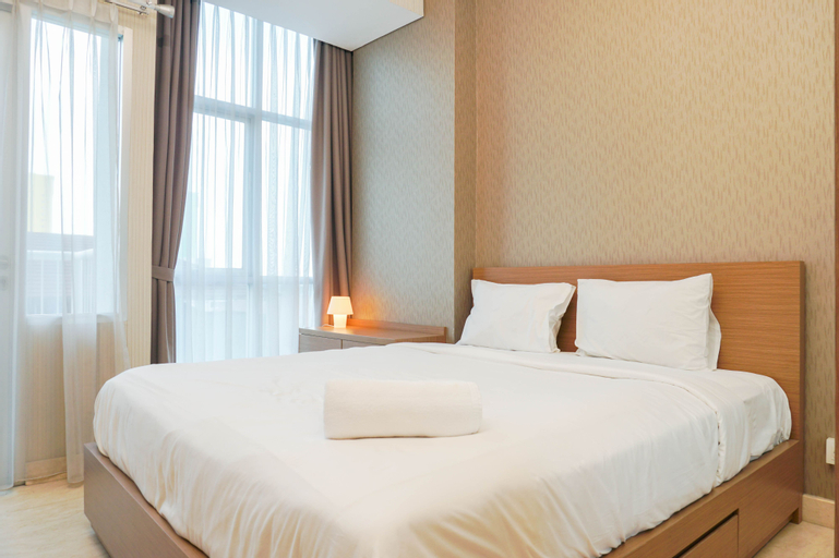 Relax Studio Apartment at Capitol Park Residence By Travelio, Jakarta Pusat
