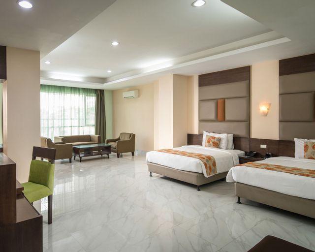Hotel Alia Cikini Jakarta, Central Jakarta