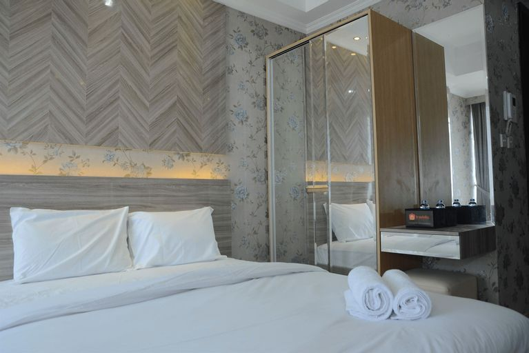 Tranquil Studio Apartment at Menteng Park By Travelio, Central Jakarta