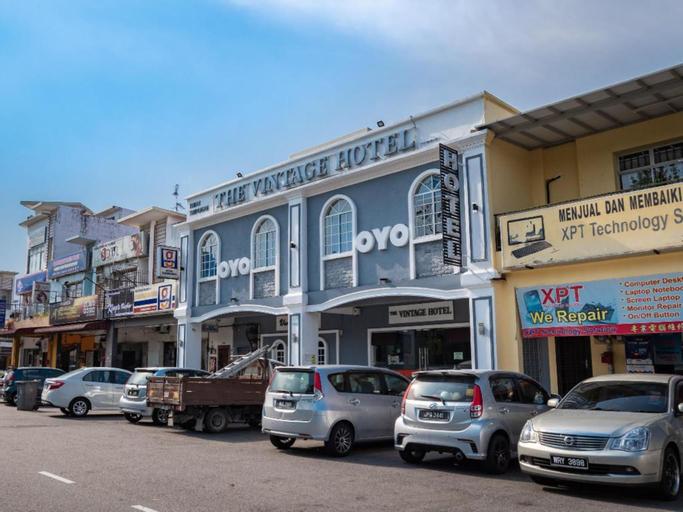 OYO 596 The Vintage Hotel, Johor Bahru
