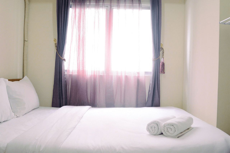 Simply 2BR Gading Icon Apartment By Travelio, East Jakarta