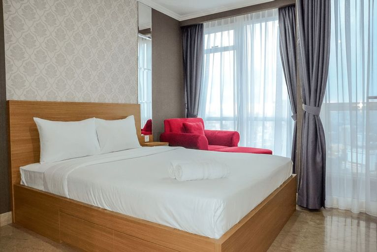 Exclusive Studio at Menteng Park Apartment By Travelio, Central Jakarta