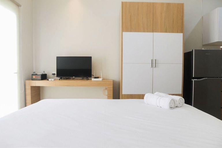 Comfy Studio Room at Oasis Apartment By Travelio, Cikarang