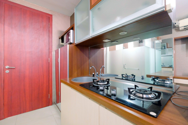 Compact Studio Saladin Mansion Apartment By Travelio, Depok