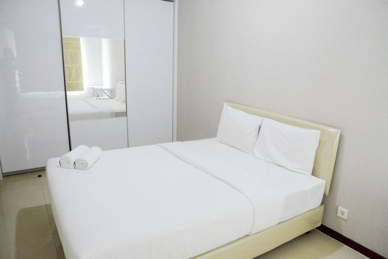 Simply Spacious 1BR Apartment at Green Bay Pluit By Travelio, Jakarta Utara