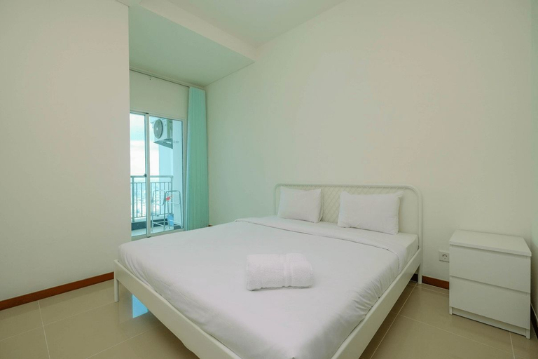 Cozy 2BR Sea View Condominium Apartment Green Bay Pluit By Travelio, Jakarta Utara
