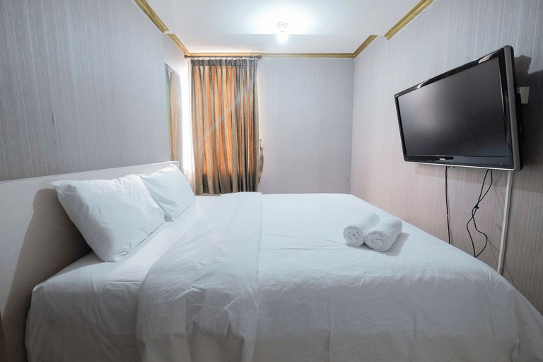 Homey 1BR at Cervino Village Apartment By Travelio, South Jakarta