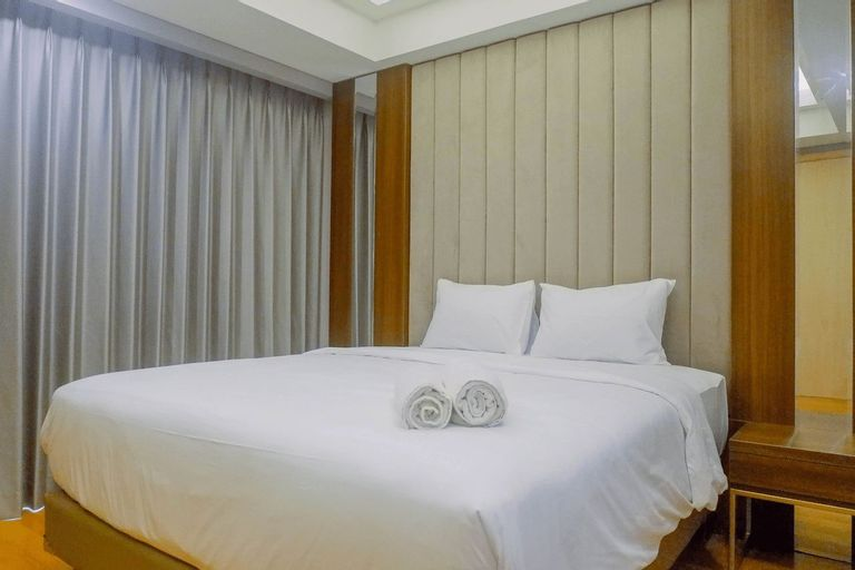 Luxurious & Spacious 2BR Apartment at One East Residences By Travelio, Surabaya
