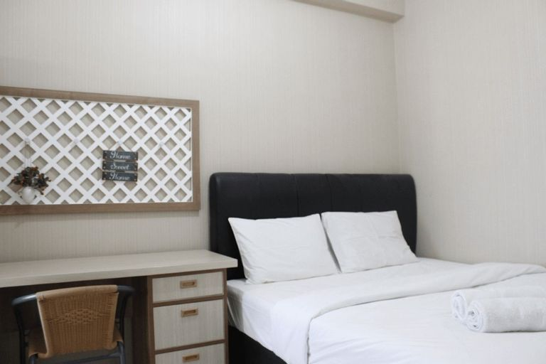 Scenic 2BR Apartment at Parahyangan Residence near UNPAR By Travelio, Bandung