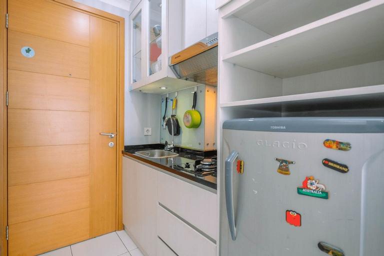 Comfortable Signature Park Tebet Studio Apartment By Travelio, South Jakarta