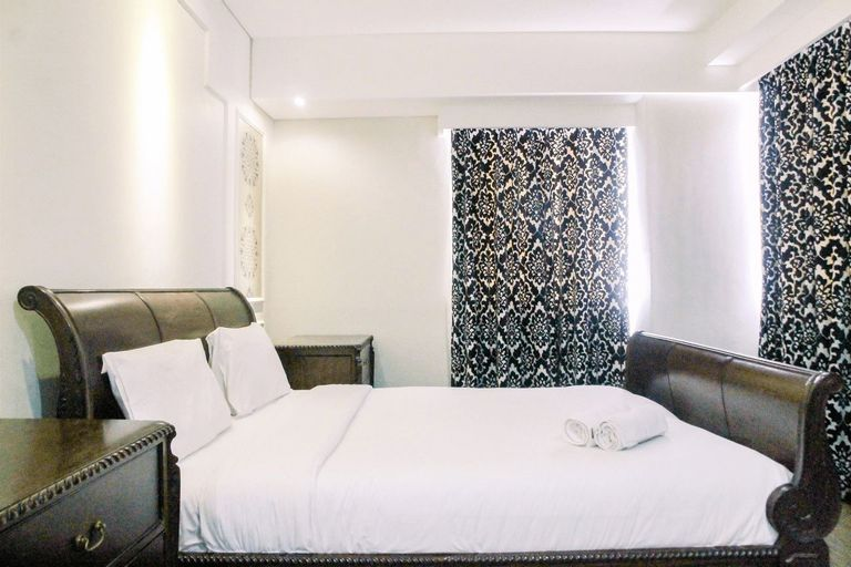 3BR Apartment at 1 Park Residences with Private Lift By Travelio, Jakarta Selatan