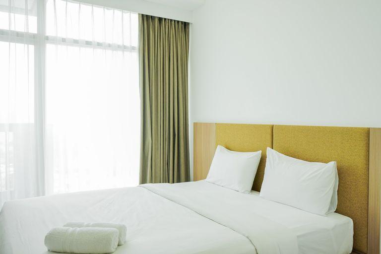 Fabulous Studio Apartment at Tree Park City Cikokol By Travelio, Tangerang