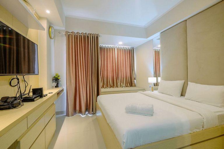 Exclusive Studio at The Oasis Cikarang Apartment By Travelio, Cikarang