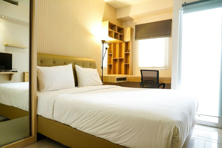 Simply Furnished and Comfy Studio @ Pakubuwono Terrace Apartment By Travelio, Jakarta Selatan