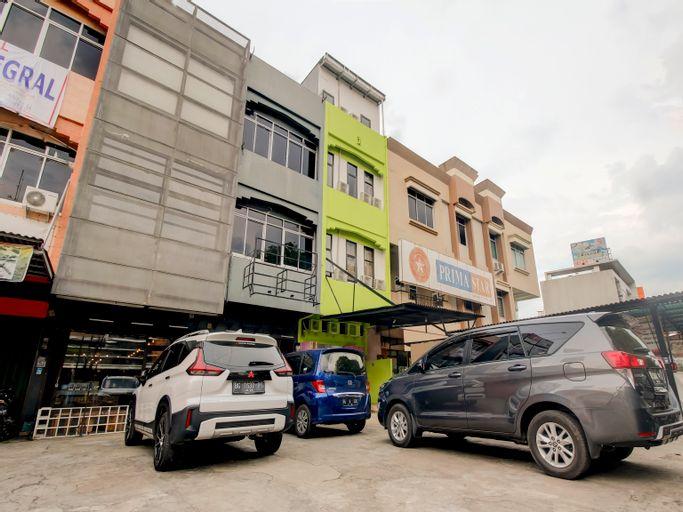OYO 3929 8angau Mas, Palembang