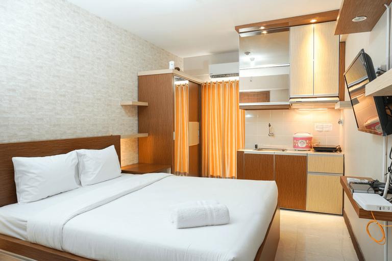 Modern Studio Apartment at Cinere Resort By Travelio, Depok