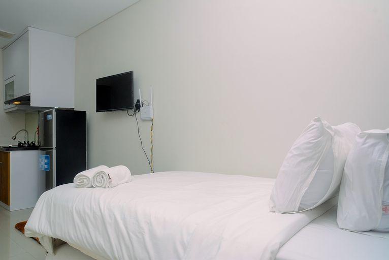 High Floor Studio Apartment @ Atlanta Residences By Travelio, Depok