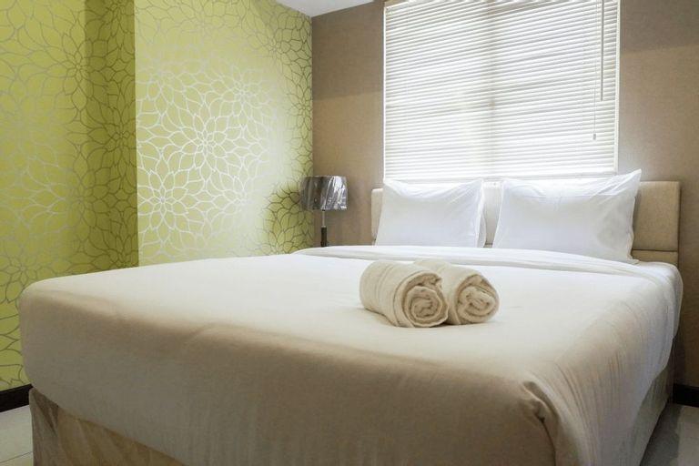 Comfy 2BR Apartment at Waterplace Residence Pakuwon Indah By Travelio, Surabaya