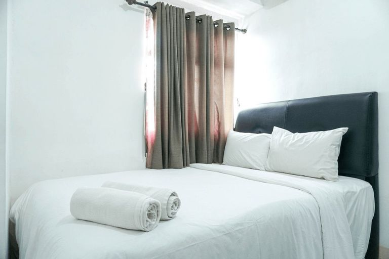 Stunning 2BR Apartment at Green Pramuka City Cempaka Putih By Travelio, Central Jakarta