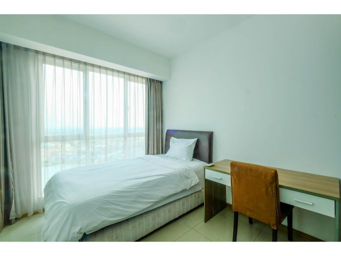 Big and Cozy Gandaria Heights 3BR Apartment with Direct Access to Mall By Travelio, Jakarta Selatan